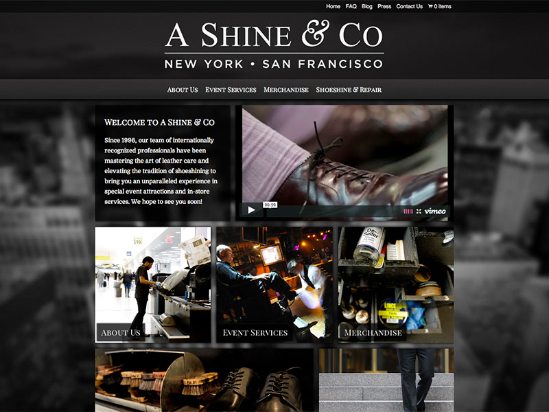 A Shine & Co Portfolio Item Thumbnail