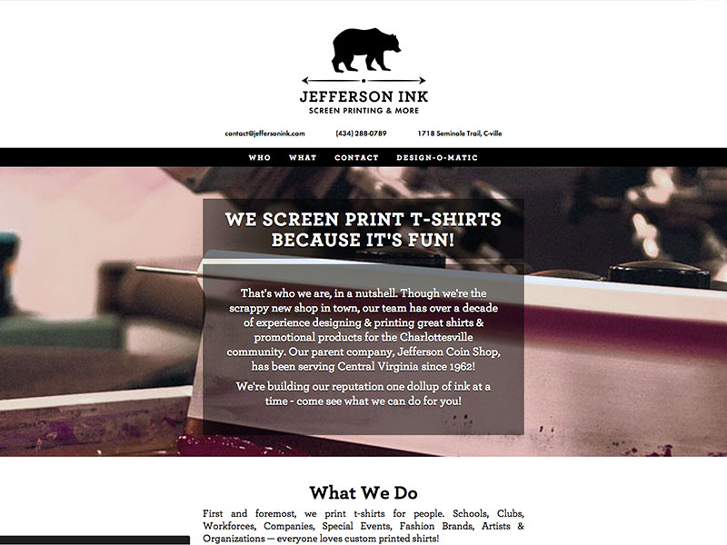 Jefferson Ink Portfolio Item Thumbnail